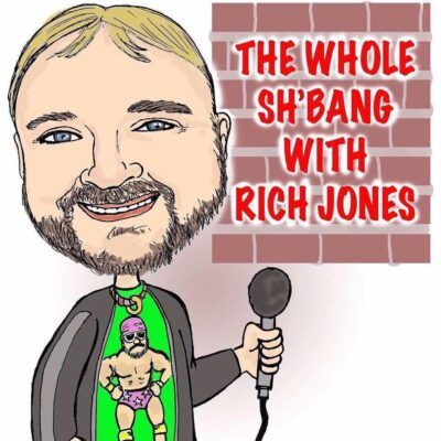 Rich Jones - Christian Comedian and comedy podcast host